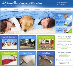 Alpharetta Carpet Cleaning