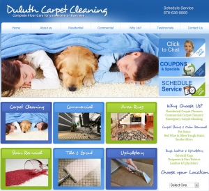 Duluth Carpet Cleaning