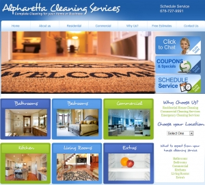 Alpharetta Cleaning Services