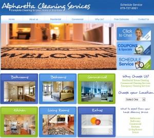 Alpharetta Cleaning Services