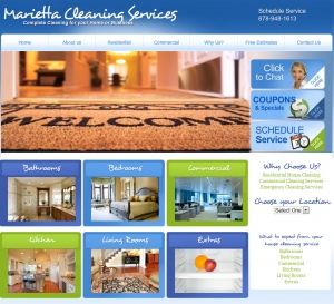 Marietta House Cleaning