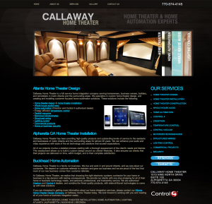 Callaway Home Theater | Atlanta GA