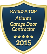 A Top Atlanta Garage Door Contractor 2015