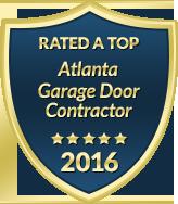 A Top Atlanta Garage Door Contractor 2016